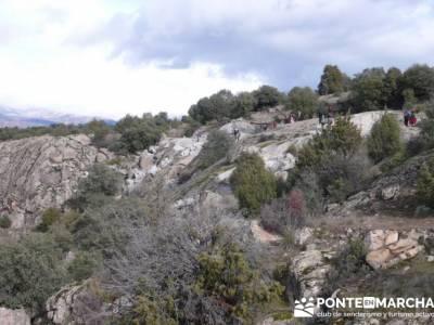 Puentes del Río Manzanares;rutas fin de semana por españa;senderismo fácil